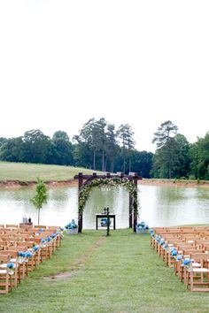 North Carolina Farm Wedding by Cyn Kain Photography, Part I « Southern Weddings Magazine