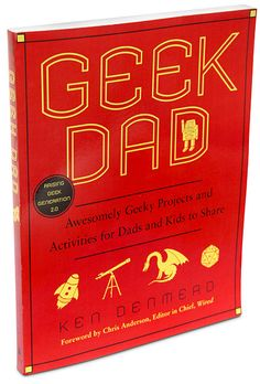 ThinkGeek :: GeekDad - Geeky Projects for Dads and Kids---@Sarah Kelsey!!! For Tyler and future Tyla.. only because I'm sure there are cool star wars things in here :)