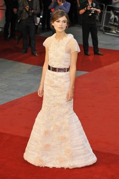 """Keira Knightley - The world premiere of """"Anna Karenina"""" at the Odeon Cinema, Leicester Square, London"""