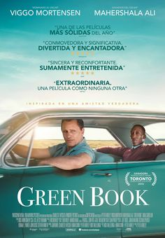 Viggo Mortensen and Mahershala Ali in Green Book 2018 Movies, Hd Movies, Movies To Watch, Movies Online, Movies And Tv Shows, Movie Tv, Mahershala Ali, Viggo Mortensen, Book Posters