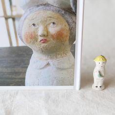 にしおゆき 陶人形作品集「道草なひと」 - 鳥モチーフ雑貨・鳥グッズのセレクトショップ:鳥水木 #bird #artwork #book #torimizuki