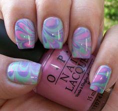 Colores de Carol: OPI Water Marble