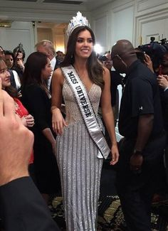 Miss Universe Paulina Vega Miss Universe 2014, Miss Colombia, Miss Pageant, Miss Independent, Red Carpet Gowns, Miss World, Beauty Pageant, Pageant Dresses, Most Beautiful Women