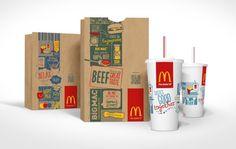 McDonald's z nowym, globalnym designem