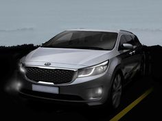 Kia will unveil an all-new midsize multi-purpose vehicle at the 2014 New York International Auto Show (NYIAS) Car Buying Guide, Car Guide, Mazda, Eight Passengers, Automobile, Monospace, Used Car Prices, Stars News, Kia Stinger