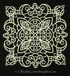 Snowflake Papercuts - quilt rat - Веб-альбомы Picasa