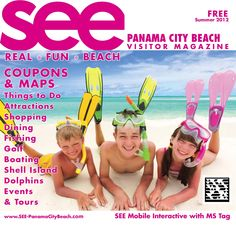 The best things to do on Panama City Beach, Florida can be found in SEE Magazine.  Happy Vacation