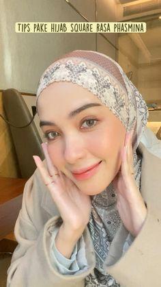Hijab Gown, Kebaya Hijab, Hijab Evening Dress, Simple Hijab Tutorial, Hijab Style Tutorial, Stylish Hijab, Casual Hijab Outfit, Diy Fashion Videos, Video Hijab