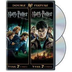 Harry Potter And The Deathly Hollows, Parts 1 And 2 (Widescreen)