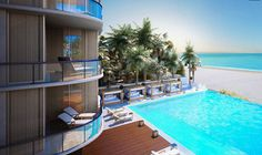 Opening This April – Chateau Beach Residences in Sunny Isles Beach