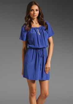 86d26e3a6660e Juicy Couture Dress in Cobalt Glow Blue Bridesmaids, Revolve Clothing,  Juicy Couture, Cobalt