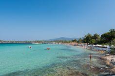 Lagonisi plaža - Sitonija vodič - Nikana.gr Thasos, Greece, Adventure, Beach, Water, Image, Outdoor, Greece Country, Gripe Water