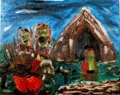 Arte Moderna & Contemporânea: OS NÓRDICOS - FRAGMENTO DE UM SONHO II