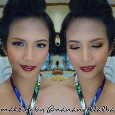 Client I Mutya ng Banisilan #7 Makeup I @nananvillalba Hair I @geordelf Special Thanks To I @charlievillalba   #mutyangbanisilan2015 #beautypageant #makeup #makeupartist #makeupartistmakati #makeupartistmanila #makeupartistphilippines #muaph #makeupgeek #maccosmeticsph #kryolanph #lagirlph #vov #suesh #beauty #pageantmakeup  #makeupbynananvillalba #nananvillalba #hourglassph #bysphilippines #makeupartistph