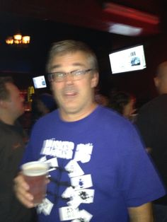 My husband sent me this terrible photo of Milo Aukerman, taken at the Trocadero. He was there to see a band and I was being too lame to go along. Punk Poster, Heavy Metal Music, Music Posters, Bands, Husband, Artists, Pictures, Photos, Band