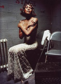 Whitney Houston -- By  Dave LaChapelle