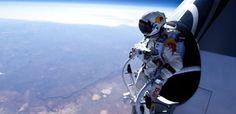 #GoPro aumenta la espectacularidad del salto de Felix Baumgartner