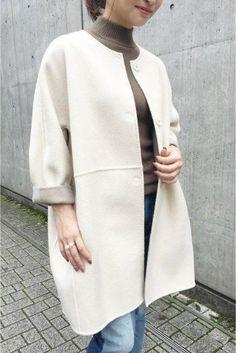 '구짱'의 아침인사^^ : 네이버 블로그 Smart Outfit, Jackets For Women, Clothes For Women, Women's Fashion Dresses, Winter Outfits, Winter Clothes, Couture, Normcore, Womens Fashion