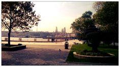 Park Bulvar promenade, Baku.