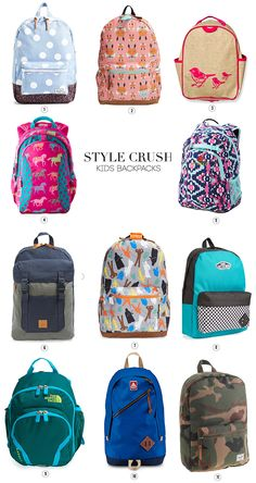 973fb7173e8 Our favorite kids backpacks for back to school   aliceandlois.com Kids  Backpacks For School