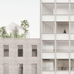 ICA W « Arrhov Frick Arkitektkontor AB