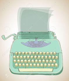 maquina de escribir - Buscar con Google