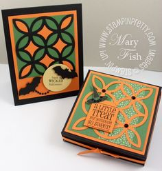 wicked cool card & box
