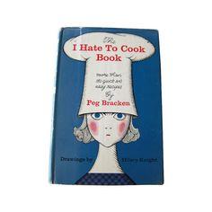 I Hate To Cook Cookbook Chocolate Cake