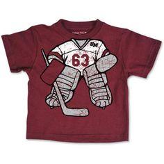 Toddler College Kids® Hockey Goalie T-Shirt