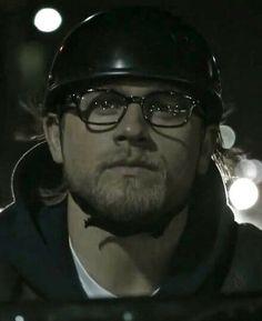 b8fbe0a1b7a Sons of Anarchy - 2014 FX) Jax Teller screen worn clear KD Glasses