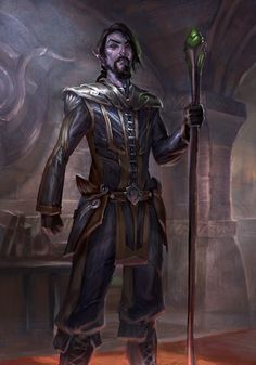 The Nameless Mage, by ZeniMax for The Elder Scrolls Online