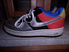 Men's Nike Air Force 1 Olympic COF Hyperstrike JP 307334 002 Size 10 Very Nice | eBay