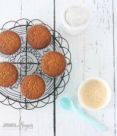 Caramel Latté Cupcakes Recipe using  NESCAFÉ Café Menu Caramel Latté