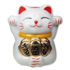 Japón, hogar del Maneki Neko, gatito de la buena fortuna ¡Meow!