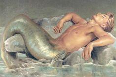 1 merman can't hurt. but just not as beautiful as a mermaid.