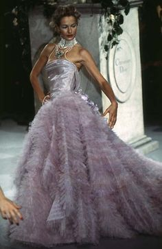 the Fashion Spot - View Single Post - Christian Dior Haute Couture S/S 97 Paris