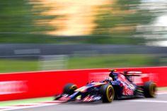 Daniil Kvyat, Toro Rosso, Circuit Gilles Villeneuve, Friday practice, 2014 Daniil Kvyat, Gilles Villeneuve, Formula One, Circuit, Friday, Racing, Car, Running, Automobile
