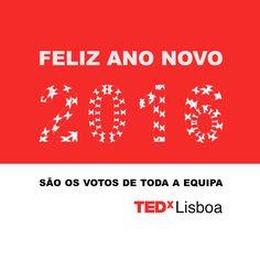 O nosso sincero obrigado por terem feito parte do nosso 2015. Continuamos a contar convosco em 2016, que será certamente um ano repleto de ideias que vale a pena espalhar! #NYE #TEDxLisboa #IdeasWorthSpreading