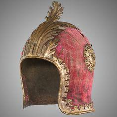 A Rare Venetian Processional Barbuta, 17th century. More important arms & armor on CuratorsEye.com