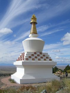 Tashi Gomang Stupa, Crestone CO Stayed at the retreat center here and it was amazing