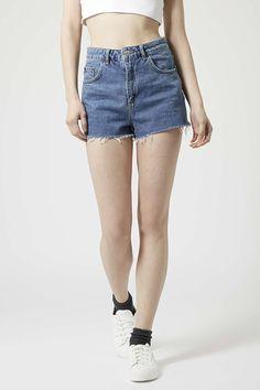 Photo 2 of MOTO Vintage Mom Shorts
