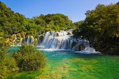 Private Krka Falls Tour from Split Discover the beautiful Krka National Park on a private tour from Split. With your very own guide, wander along gravel pathways and a round-loop boardwalk, and take in postcard-perfect vistas of the park's 17 waterfalls. Soak up the tranquility as you gaze out over the emerald green lakes, studded with tiny islands, and marvel at the sights of Skradinski Buk, the park's largest fall. Enjoy free time to wander independently, swim in the lowe...