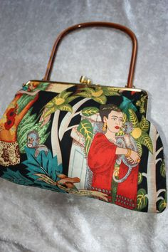 Tote Bag - Frida Hommage by VIDA VIDA EQ8hfLO7P2