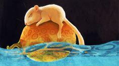 Kumquat Dreams Picture. Aw! So cute, so unsanitary.
