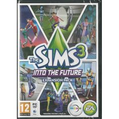The Sims 3 Into the future (Expansion Pack) (PC/MAC) BRAND NEW