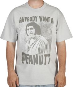 Want A Peanut Princess Bride Shirt