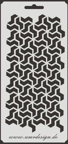 Scrapbooking Schablone S-058  Kuss ~ Stencil ~ UMR-Design