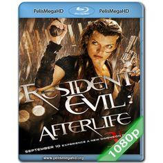 RESIDENT EVIL: ULTRATUMBA (2010) FULL 1080P HD MKV ESPAÑOL LATINO | PelisMEGAHD | 1080p - 720p - 3D SBS - DVDRip - MKV