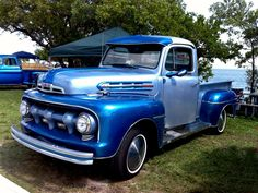 Ford Pickup | Ford Pickup (not sure of the year)