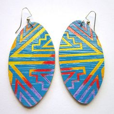 Beyond Buckskin Boutique - get your AUTHENTIC native made bling here (love these by Dre)